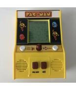 "Pac-Man Mini Arcade Game 6"" Handheld Machine Basic Fun Portable Battery ... - $15.47"