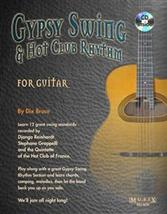 Gypsy Swing & Hot Club Rhythm For Guitar/Book/C... - $13.95