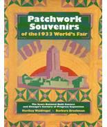 Patchwork Souvenirs Of The 1933 World's Fair - $25.00