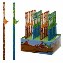 Dinosaur Pencil, Christmas/Birthday Gift/Present/Stocking Filler - $1.94