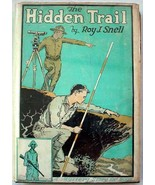 The Hidden Trail by Roy Snell  Mystery Stories for Boys' Series signed b... - $50.00
