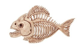 Crazy Bonez Skeleton Fish - $227,17 MXN