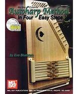 Autoharp Method in Four Easy Steps/Book/CD Set/... - $13.99