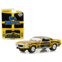 1970 Chevrolet Camaro Mr. Bardahl Hobby Exclusive 1/64 Diecast Model Car... - $13.15