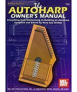 Autoharp Owners Manual/Maintainence,History,Cus... - $22.99