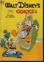 WALT DISNEY'S COMICS & STORIES #123 DONALD DUCK MICKEY VG - $30.31