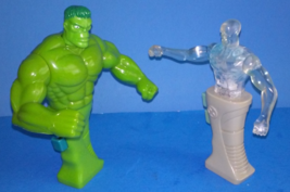 Marvel Legends X-men Hulk Ice-Man Punching Action figures by MAXX - $11.99