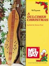 A Dulcimer Christmas Songbook/Lap Dulcimer/Mountain Dulcimer - $8.99