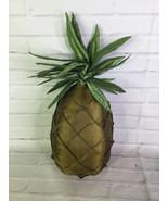 Bess Plush Pineapple Pillow Novelty Home Decor Decoration - $29.69