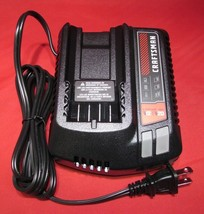 Craftsman CMCB100 V20 20 Volt Lithium Ion LI-ION Battery Charger 1.25A - New! - $43.16