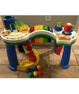 LeapFrog Learn-Around Playground WITH TUBE TOPPER - Music & Lights, 80-1... - $114.00