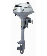 Honda BF2D Outboard Motor Service Repair Manual CD ----- BF 2 D BF2 2D - $12.00