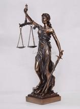 Themis Big Figurine Temida Goddess of Justice lawyer Gift * Free Air Shi... - $117.81