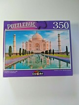 Taj Mahal in Sunrise Light Olena Tur Jigsaw Puzzles 350 Pieces New in th... - $8.90