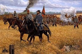 We Gained Nothing But Glory by B. Schmehl S/N Civil War Limited Edition Print - $222.75
