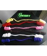Handmade Crochet Curly Q Hair Accessories/6 - $10.00