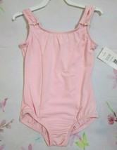 Leotard Body Wrappers New Girl's 4-6 (Fits 2-3) Pink Dance Ballet Toddler XXS - $12.99