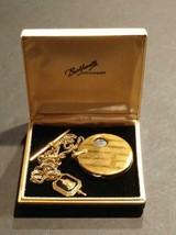 1251----c.1940s Swank Gold Filled watch fob w/ knife + bottle opener - m... - $125.00