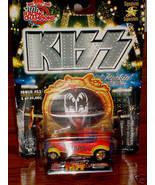 KISS PSYCHO CIRCUS HOT ROCKIN' STEEL DIE CAST CAR ! SS - $84.15