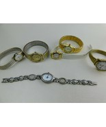 Vintage Womens Watch Lot Timex Milan No boundries - $14.99