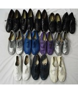 12 Pairs of Vtg Dance Shoes from Debbie Reynolds Estate through McManus ... - $130.43