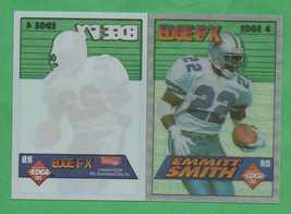 1994 Edge FX Emmitt Smith - $7.00