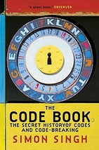 The Code Book : The Secret History of Codes and Code-Breaking Singh, Simon - $10.36