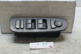 2006-2011 Cadillac DTS Master Power Window Switch 15937992AC OEM 136 5F2-Bx1 - $19.79