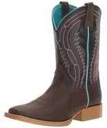 Kids' Chute Boss Western Cowboy Boot, Distressed Brown, 3 M US Little Kid - $2.056,89 MXN
