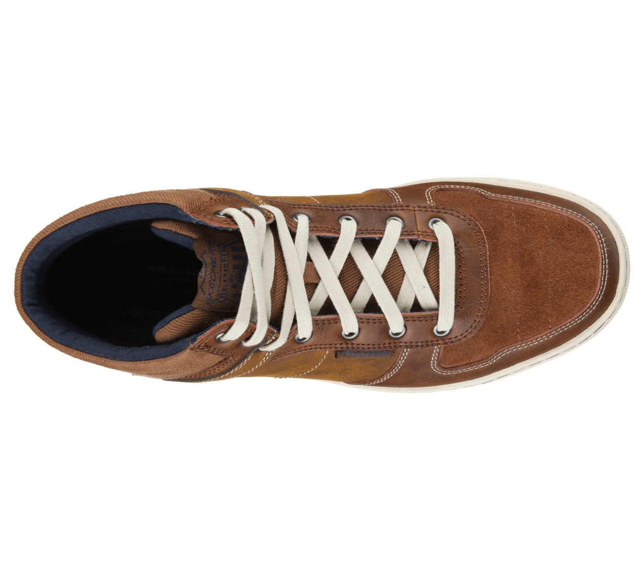 Men's SKECHERS Relaxed Fit: Elvino - Staley Casual Shoe, 64792 LUG Sizes 8-14