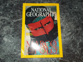 National Geographic Magazine May 2001 Marco Polo - $2.99