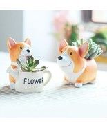 Flower Pot Succulent Plants Creative Planter Ka... - £14.73 GBP