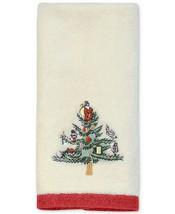 Avanti Spode Christmas Tree Fingertip Towel  T4101260 - $14.10