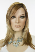 Courtney 14/26S10 Long Lace Front Monofilament Hand Tied Jon Renau Straight Wigs - $387.76