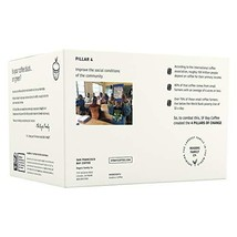 SF Bay Coffee Variety Pack 120 Ct  Compostable Coffee Pods. K Cup Compat... - $48.99