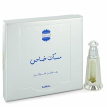 Ajmal Musk Khas Concentrated Perfume Oil (unisex) 0.1 Oz For Women  - $39.46