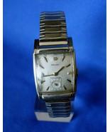 Gruen Precision 335 17 Jewel Gem Dial Rectangular WGF Hand Winding Wrist... - $110.00
