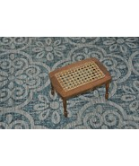 Small Wicker Stool - $40.00