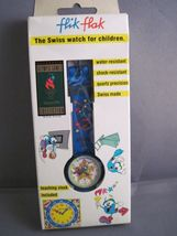 Atlanta Olympics 1996 Swatch childrens watch - $40.00