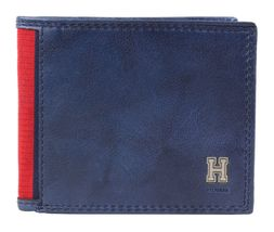Tommy Hilfiger Men's Leather Credit Card Id Traveler Rfid Wallet 31TL240004 image 4