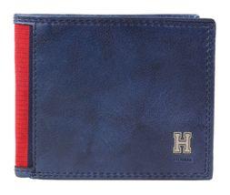 Tommy Hilfiger Men's Leather Credit Card Id Traveler Rfid Wallet 31TL240004 image 4