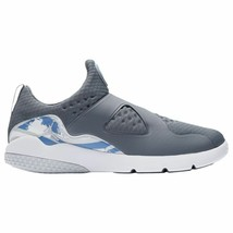 NIKE JORDAN TRAINER ESSENTIAL MEN'S GREY SLIP-ON SNEAKER sz 11 #888122-0... - $50.99