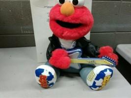 Vintage NOS 1997 Tyco Rock & Roll Elmo Doll (d23) (dd) - $37.39