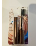 Covergirl queen lash fanatic waterproof volume mascara black Q120 0.24 oz - $9.92