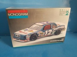 1991 Monogram Raybestos Buick #12  Model Kit #2431 - $18.69