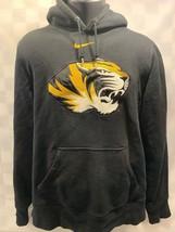 TIGERS University Missouri Mizzou Black NIKE Hoodie Jacket Men's Size L - $18.21