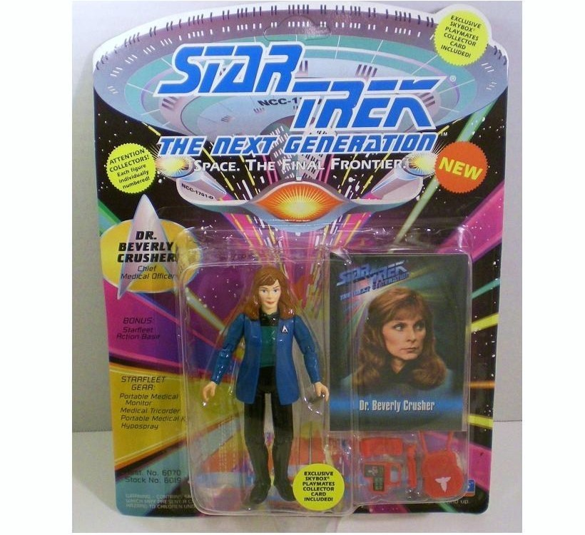Beverly crusher 1