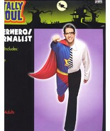SUPER HERO  Halloween Costume ADULT Brand New! - $24.99