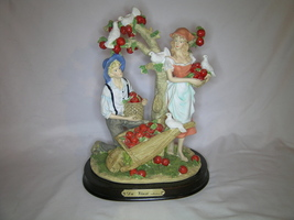 "Da Vinci Collection, Satis-5 ""Apple Harvest"" - $29.99"