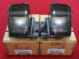 Genuine Nissan Skyline R32 Gtr Gtst GTS4 Back Up Reverse Lights L&R Oem - $282.85